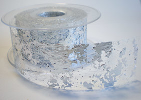 Web lint Zilver 40mm