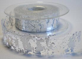Web lint Zilver 25mm