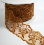 Charming lace,bruin
