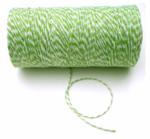 bakkerskoord groen wit