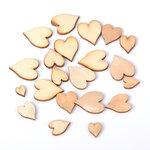 Hartjes van hout