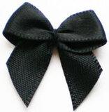 Zwarte strikjes