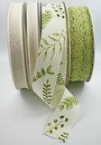 lace antiek groen