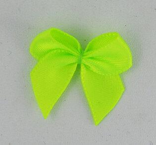 Neon gele strikjes 50st
