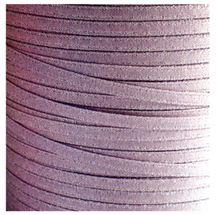 3 mm lila Silverline lint