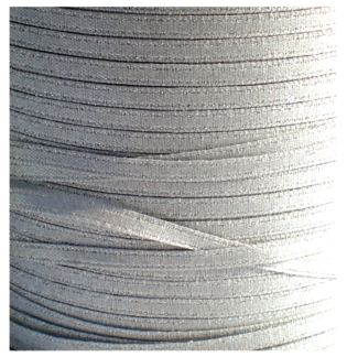 3 mm zilver Silverline lint