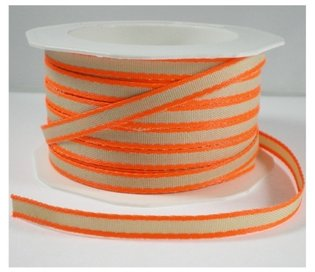 Neon edge lint oranje ,6mm
