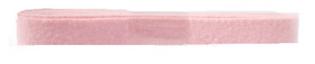Vilt lichtroze 15 mm