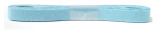 Vilt lichtblauw 15 mm