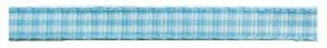 Lichtblauw geruit 5 mm