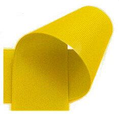 Grosgrain 10mm geel