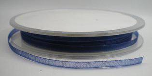 Organza lint marine 3mm