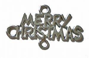 Merry christmas decoratie-100st
