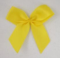Strikken geel 65mm 50st.