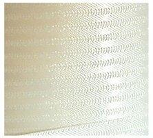 Satijnlint 3mm ivoor