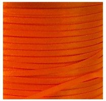 Satijnlint 3mm oranje