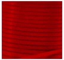 Satijnlint 3mm rood