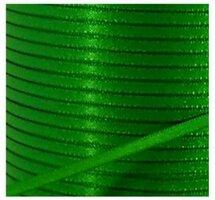 Satijnlint 3mm groen