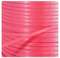 Satijnlint 3mm roze