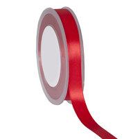 15 mm Rood df satijnlint
