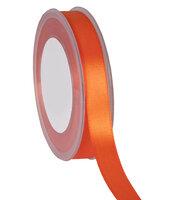 Satijnlint df oranje 15mm