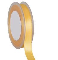 15 mm geel df satijnlint