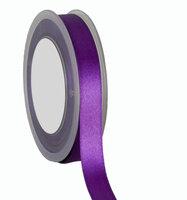 Satijnlint df paars 15mm