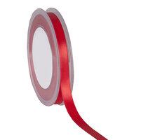 10 mm rood df satijnlint