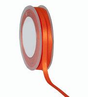 6 mm oranje df satijnlint