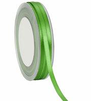 6 mm groen df satijnlint