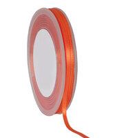 3 mm oranje df satijnlint