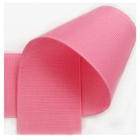 10 mm roze grosgrain