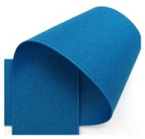 10 mm blauw grosgrain