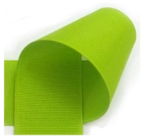 10 mm appelgroen grosgrain