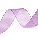 10 mm lila organza lint