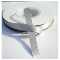 9 mm zilver Silverline lint