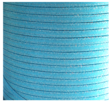 3 mm turquoise Silverline lint