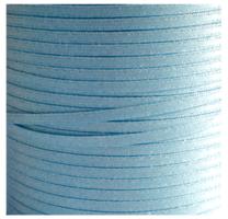 3 mm lichtblauw Silverline lint