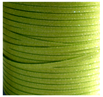 3 mm appelgroen Silverline lint