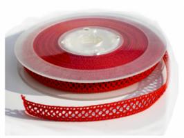 Rood kantje 10mm