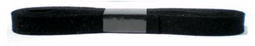 Vilt Zwart 15 mm