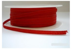 Rood texture lint, 3 mm