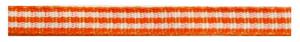 Oranje geruit 5 mm