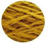 Flaxcord spool geel