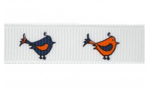 Vogeltjes lint 16mm