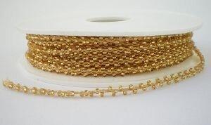 Beadscord goud