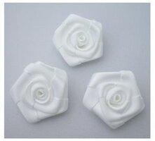 Witte rozen, 25mm