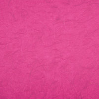 Fuchsia silk sticker