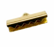 Lintklem goudkl 15mm