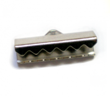 Lintklem zilverkl 15mm